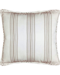 HiEnd Accent Multi Gramercy Striped Euro Sham, , hi-res