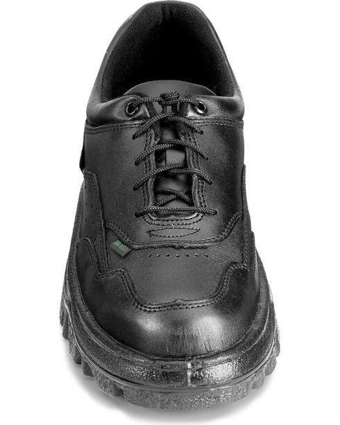 Rocky Men's TMC Postal Approved Duty Shoes, Black, hi-res