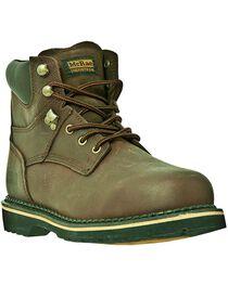 "McRae Industrial Men's Ruff Rider 6"" Work Boots, , hi-res"