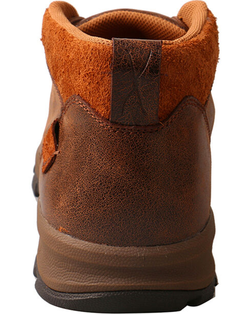 Twisted X Men's Waterproof Hiking Shoes, Brown, hi-res