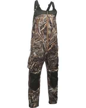 Under Armour Men's Camo Skysweeper Bib Overalls , Camouflage, hi-res