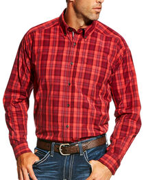 Ariat Men's Pro Series Anderson Performance Long Sleeve Button Down Shirt, , hi-res
