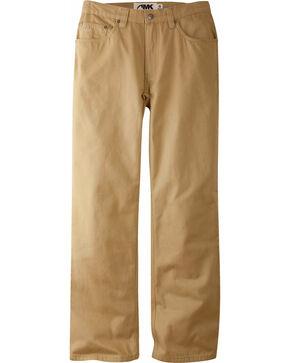 Mountain Khakis Men's Canyon Twill Classic Fit Pants, Wheat, hi-res