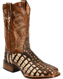 Dan Post Men's Cowboy Certified Everglades Caiman Boots, , hi-res