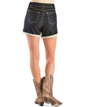 4 What It's Worth Relaxed Denim Shorts, Denim, hi-res