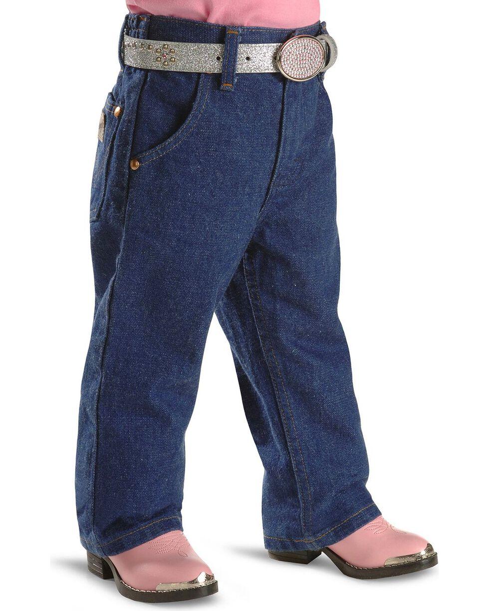 Wrangler Childrens' ProRodeo Jeans Size 1-7, Indigo, hi-res