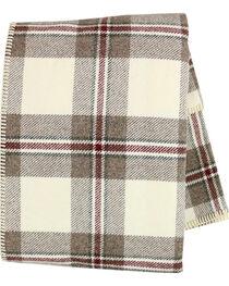 Pendleton Eco Wise Plaid Wool Blanket, , hi-res