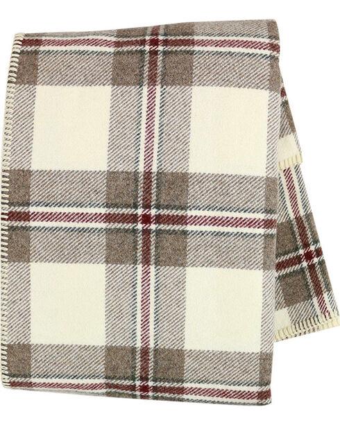 Pendleton Eco Wise Plaid Wool Blanket, Multi, hi-res