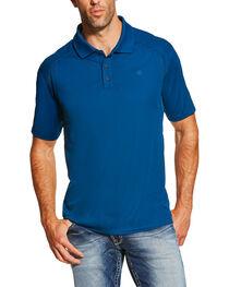 Ariat Men's Classic Short Sleeve Polo, , hi-res