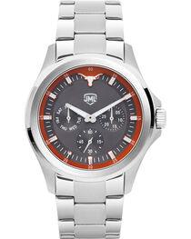 Jack Mason Men's Silver Texas Multi-Function Watch , , hi-res