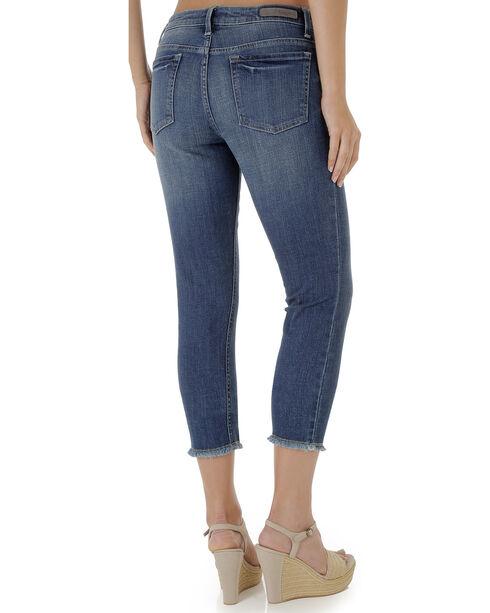 Wrangler Retro® Women's Indigo Crop Jeans - Mid Rise, Indigo, hi-res