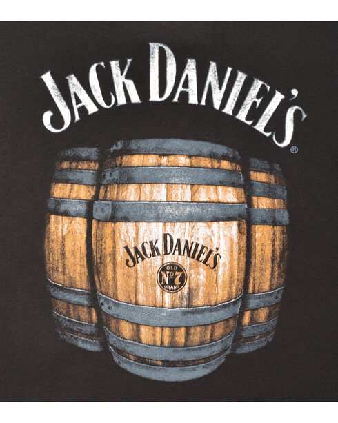 Jack Daniel's Short Sleeve Graphic Tee, Black, hi-res