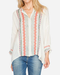 Johnny Was Women's Melvin Button-Down Shirt, , hi-res