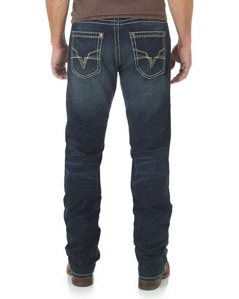 Rock 47 by Wrangler Men's Microphone Straight Leg Jeans, Indigo, hi-res