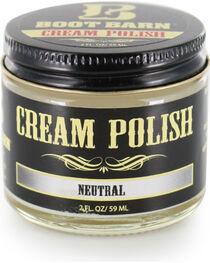 Boot Barn® Leather Cream Polish, , hi-res