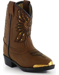 Cody James® Infant/Toddler Phoenix Western Boots, , hi-res