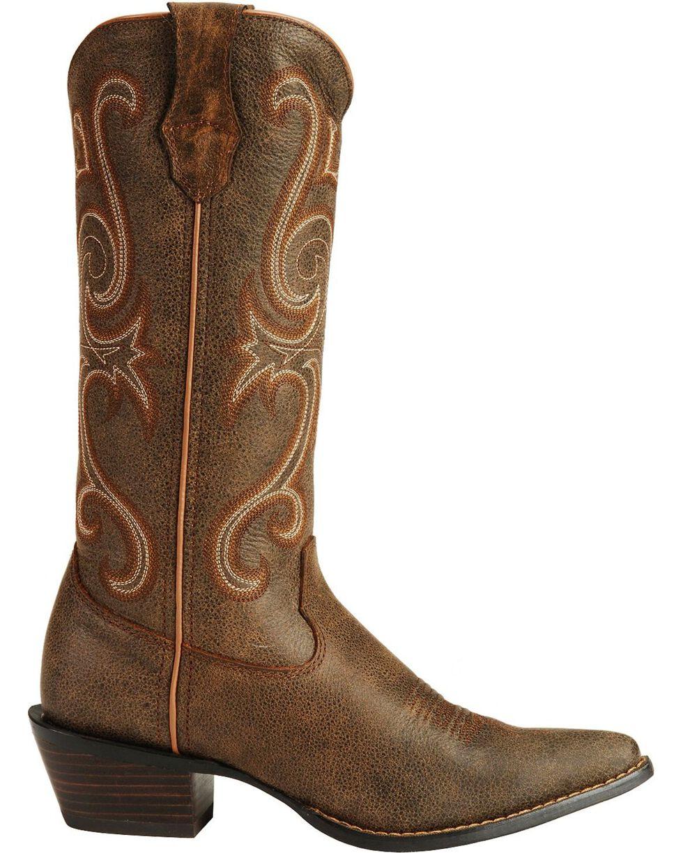 Durango Women's Crush Jealousy Western Boots, Brn Bomber, hi-res