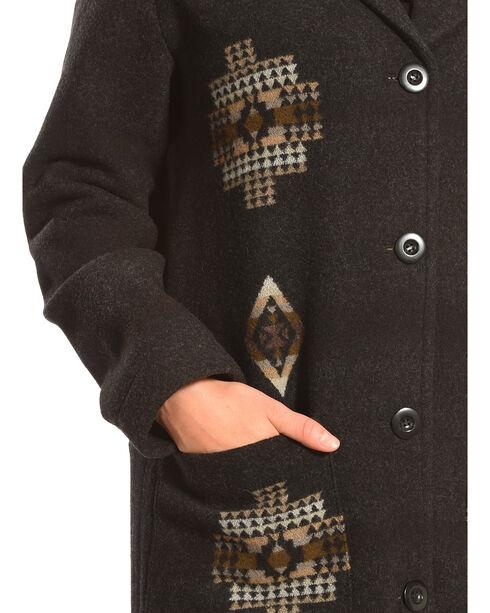 Pendleton Women's Black Saddle Mountain Coat , Black, hi-res
