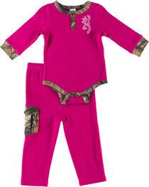 Browning Infant Girls' Fuchsia Gosling Set , , hi-res