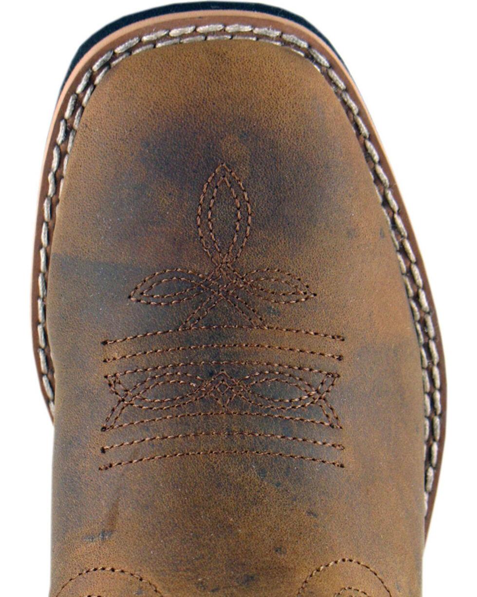 Smoky Mountain Kid's Pueblo Cowboy Boots, Crazyhorse, hi-res