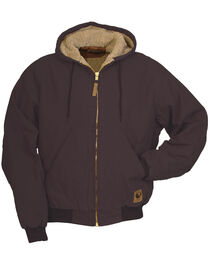 Berne High Country Hooded Jacket - Sherpa Lined - Tall Sizes, , hi-res