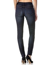 Miss Me Women's Indigo Simple Jeans - Skinny , , hi-res