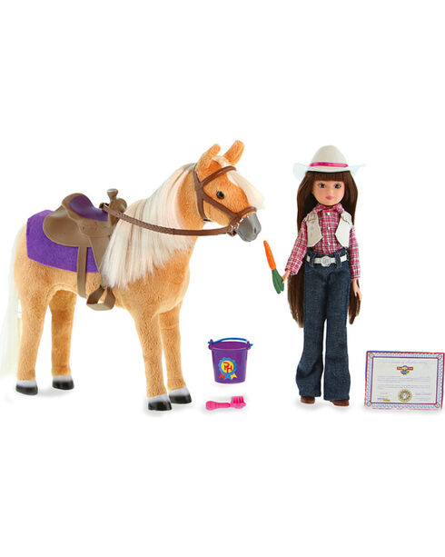 Paradise Horses Country Horse Play Set  , No Color, hi-res