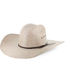 Tony Lama Men's 25X Rio Straw Hat, , hi-res