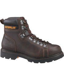 CAT Footwear Men's Alaska TechniFlex Work Boots, , hi-res