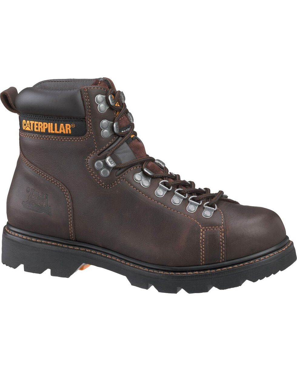 CAT Footwear Men's Alaska TechniFlex Work Boots, , hi-res