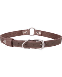 "Browning Brown Large Leather Dog Collar - Large 18 - 28"", , hi-res"