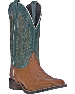 Laredo Men's Jhase Western Boots, Tan, hi-res