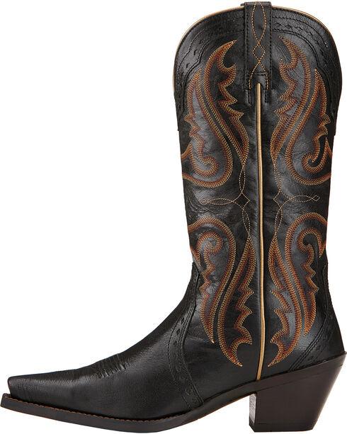 Ariat Women's Heritage Western X Toe Western Boots, , hi-res