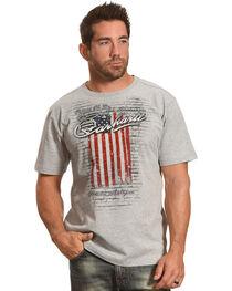 Carhartt Men's Proud To Be An American Short Sleeve T-Shirt, , hi-res