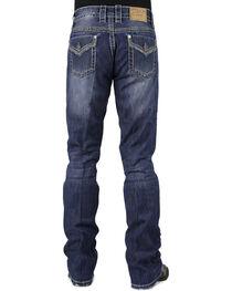 Stetson Men's Rocker Fit Boot Cut Jeans, , hi-res