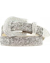 Ariat Crystal Chip Belt, , hi-res