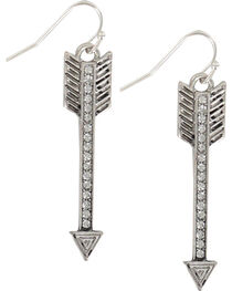 Shyanne® Women's Aztec Arrow Earrings, , hi-res