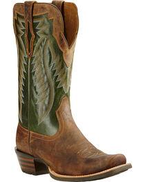 Ariat Men's Futurity Western Boots, , hi-res