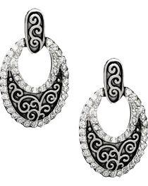 Montana Silversmiths Women's Teardrop Earrings, , hi-res