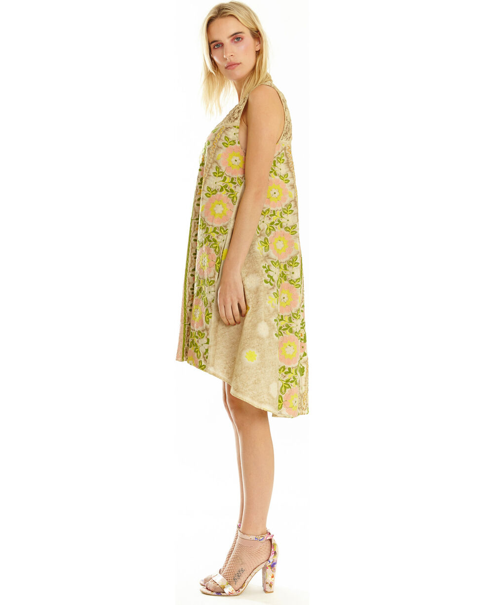 Aratta Women's Beige Better Then Anyone Dress , Beige/khaki, hi-res