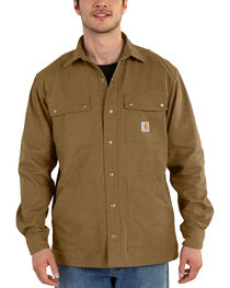Carhartt Men's Full Swing Overland Shirt Jacket, , hi-res