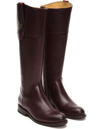 Frye Women's Bordeaux Jayden Button Tall Boots  , , hi-res