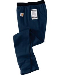 Carhartt Men's Flame-Resistant Base Force Cold Weather Bottoms, , hi-res