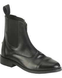EquiStar Women's Zip Paddock Boots, , hi-res