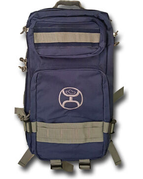Hooey Mighty Mid-Sized Field and Activity Backpack , Blue, hi-res