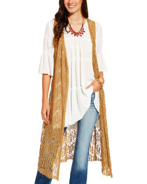Ariat Women's Joliet Vest, , hi-res
