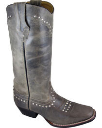 Smoky Mountain Laurel Cowgirl Boots - Square Toe, , hi-res
