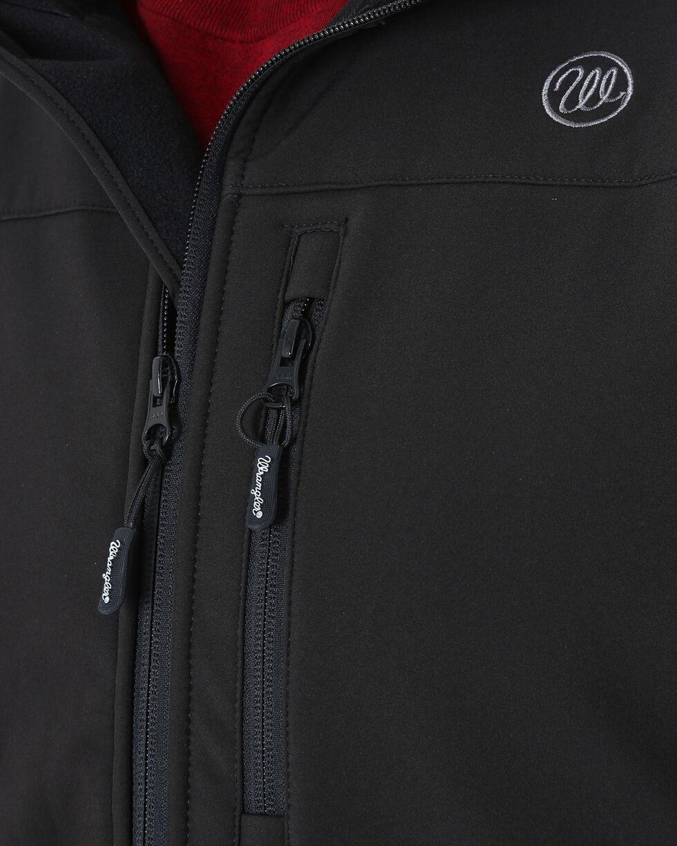 Wrangler Men's Trail Jacket, Black, hi-res