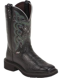 Justin Gypsy Women's Pearl Print Western Boots, , hi-res