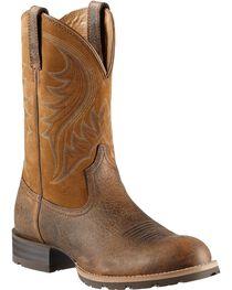 Ariat Men's Hybrid Rancher Western Boots, , hi-res